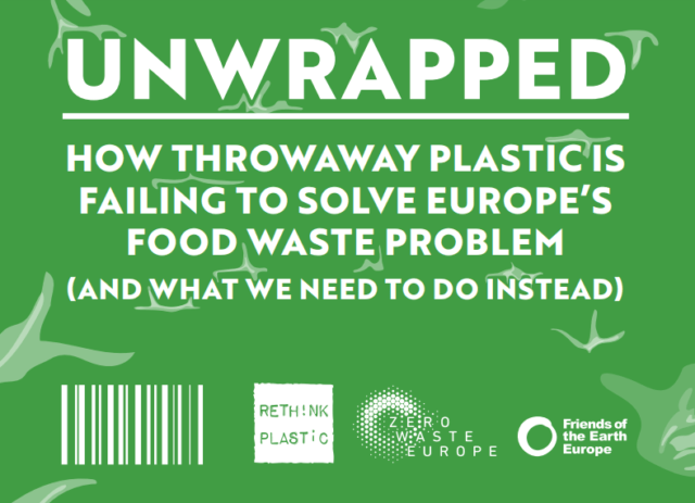 Unwrapped: how throwaway plastic is failing to solve Europe's food waste problem